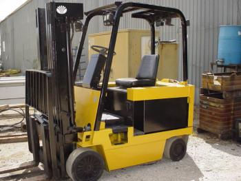 DAEWOO ELECTRIC FORKLIFT