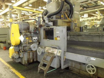 MATTISON COMBINATION ROTARY FACE & ROTARY SURFACE GRINDER