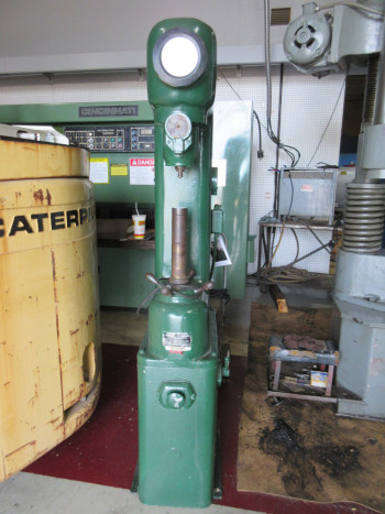 STEEL CITY BRINELL HARDNESS TESTER