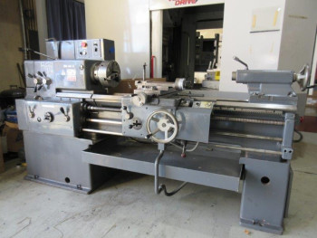 TOS TRENCIN PRECISION GAP BED ENGINE LATHE