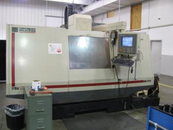 CINCINNATI SABRE 1000 CNC VERTICAL MACHINING CENTER