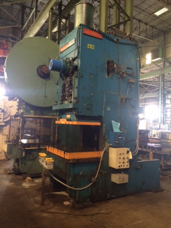 Niagara 150 Ton OBS Press
