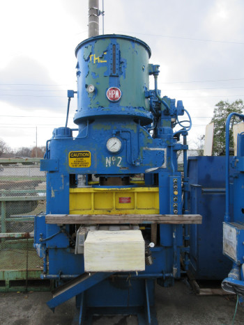 HPM 200 TON HYDRAULIC PRESS