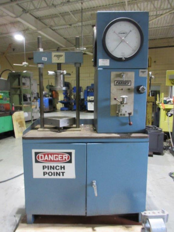 FORNEY FORCE TESTER 30,000 lbs. CAPACITY