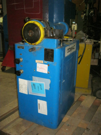 CONRAC DOUBLE FLARE TUBE MACHINE