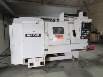 MAZAK CNC TURNING CENTER