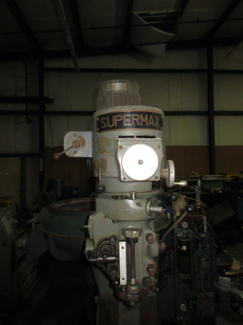 Supermax Knee Mill