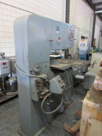 DOALL 3612-3 VERTICAL BAND SAW