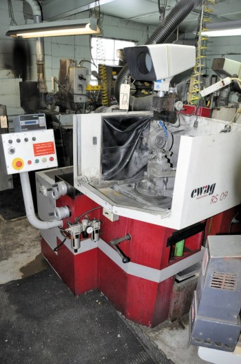 EWAG MODEL RS-09, Swiss Radius and Tangent Grinding Machine,