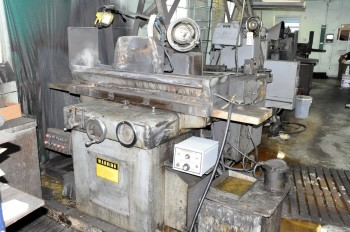 DoALL MODEL D824-12, 8IN x 24IN Hydraulic Automatic Surface Grinder,