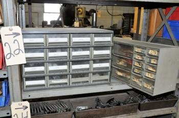 Lot-(2) Organizer Cabinets