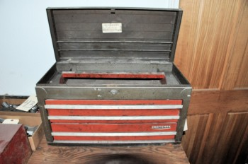 CRAFTSMAN 3-Drawer Tool Box