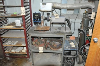 MILLER DYNA-FLUX V, Induction Heating Power Source with
