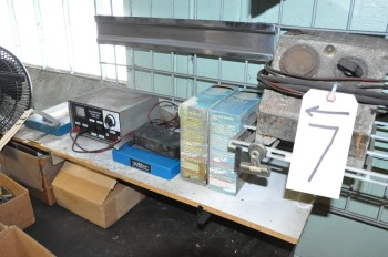 Lot-Lectroetch Machines and Accessories