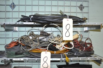 Lot-Extension Cords, Wire and Hose with XM Radio