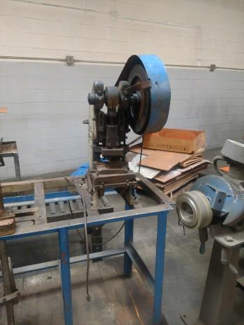 Benchmaster 4 Ton Bench punch Press