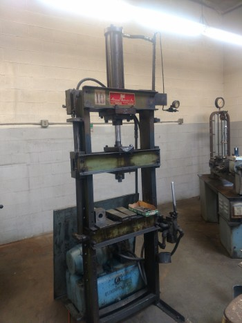 Advanced Hydraulics Press