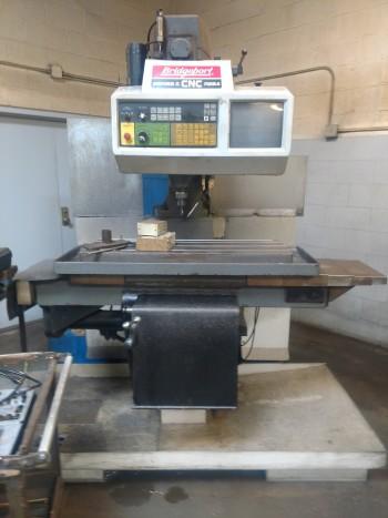 Bridgeport Series II R2E4 CNC Mill