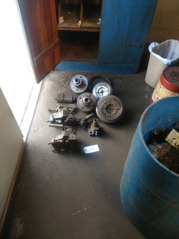 Various Tooling and items