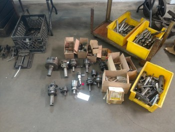 Various tooling and other items
