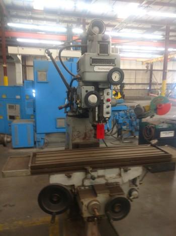 Cincinnati Milacron Model TM66D mill