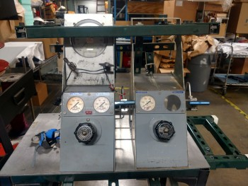 Autoclave Engineers Hydraulic Tester