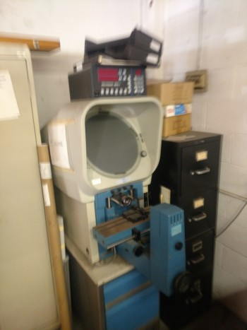Deltronic MPC-1 2 Axis Digital Comparator with DRO