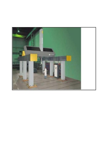 NEW 2012 DEA Model Lambda Sp 60.60.20 Gantry Measuring Machine