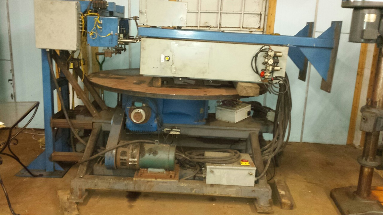 HEAVY DUTY ROTARY FERGUSON INDEXER W/ CONTROLS