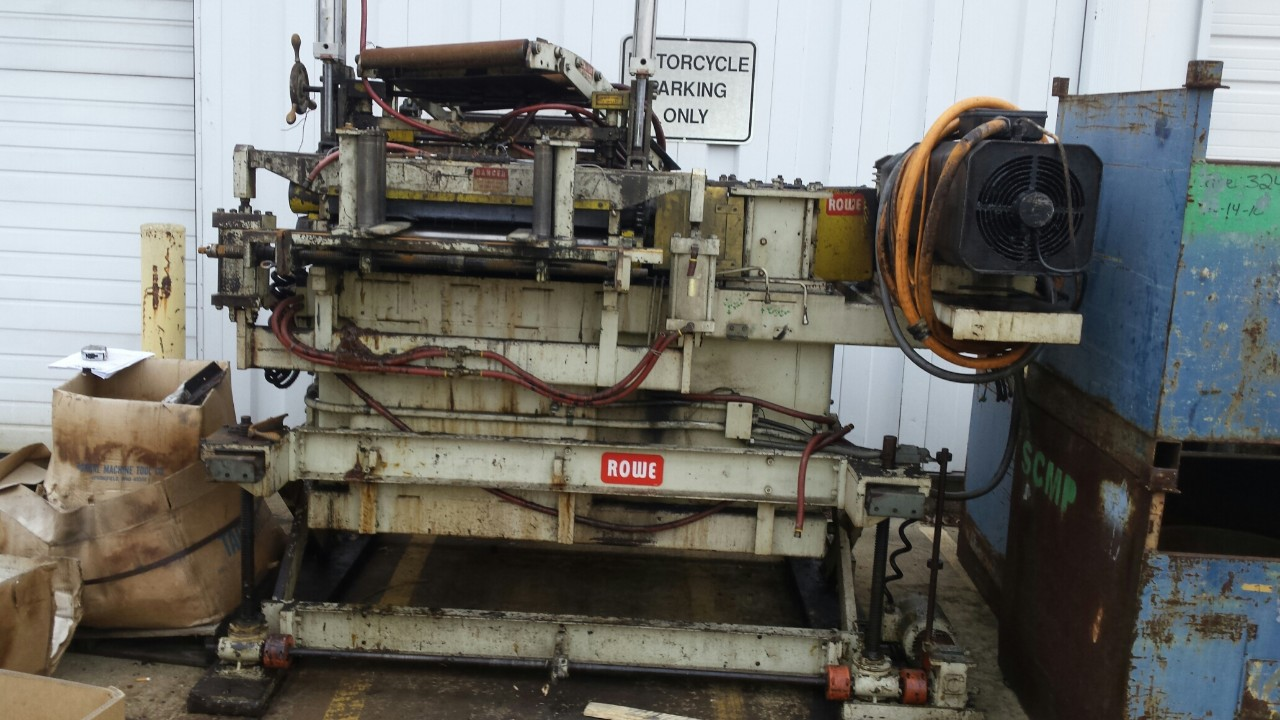 ROWE STRAIGHTENER/FEEDER .200 X 30