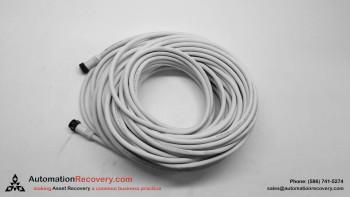 BRAD CONNECTIVITY 1300100500 CORDSET MINI 3 POLE M/F ST/ST 46 METERS