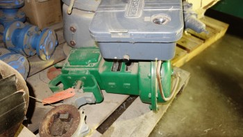 FISHER 8556-1052 3IN STEEL BUTTERFLY CONTROL VALVE