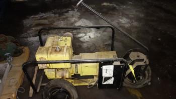 JOHN DEERE 650 6.5KW 120/240V-AC GENERATOR