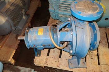 ABS PRODUCTION NB125-80-26 3X4-1/2IN STEEL CENTRIFUGAL PUMP