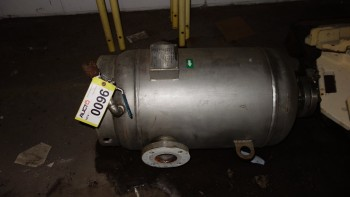ISLIP FLOW CONTROLS AE150FSS6BW1 150 3IN STAINLESS TANK