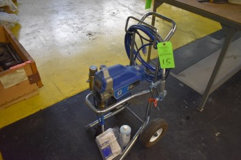 Graco 210ES Airless Paint Sprayer