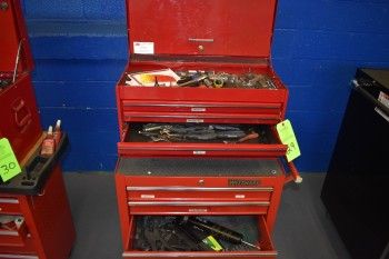 Westward Tool Boxes w/ Contents