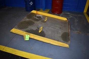 Aluminum Dock Ramp