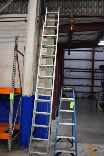 Werner Aluminum Ladders
