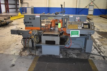 Hem Model H120-A Horizontal Band Saw