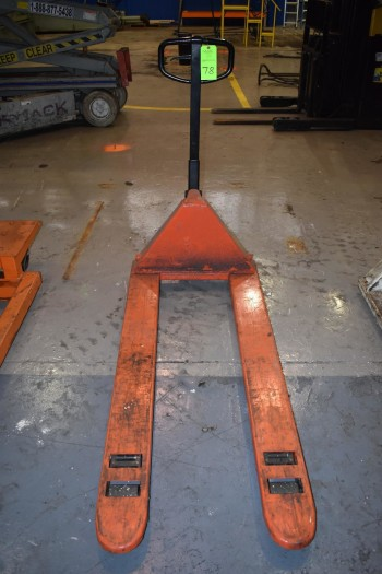 EP Hydraulic Pallet Jack, 3000lbs capacity