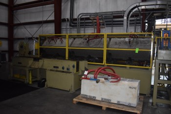 Ajax- Tocco induction heating unit/ billet oven. 2000 Degrees F, (2104)