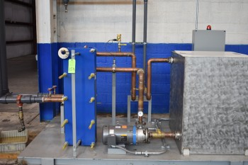 Sondex heat exchanger ( 2015)150 degrees