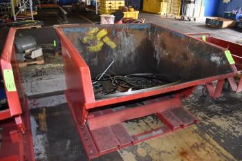 Scrap Dump Hopper 5\'x5\'