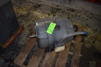 WestingHouse 30HP, 1800Rpm motor, 3phase/60CY