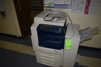 Xerox Workcenter 7125 Copy Machine