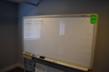 Plus Board Fax model BFO30W Whiteboard