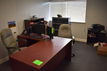 Lot of Office w/ Contents