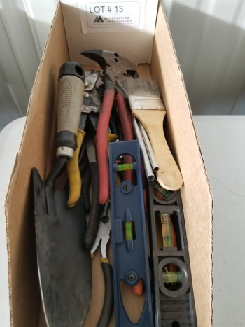Misc Hand Tools and Levels