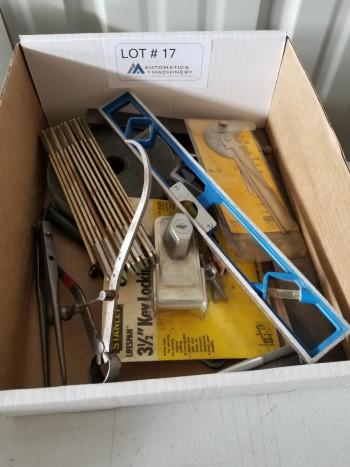 Misc Mesuring tools
